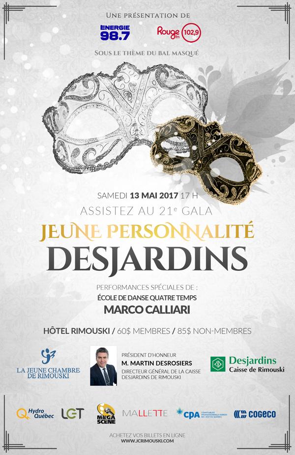 Affiche Gala 2017